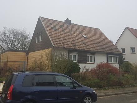 Haus Ansicht von Norden
