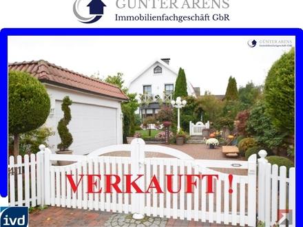 hochwertig ausgestattetes Wohnhaus mit Doppelgarage in Edewecht - Friedrichsfehn