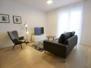 Möbiliertes Apartment in bevorzugter Lage