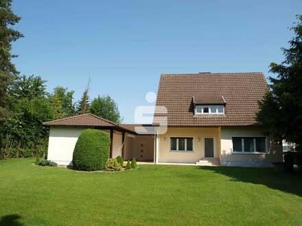 Haus mit Charme und tollem Garten!