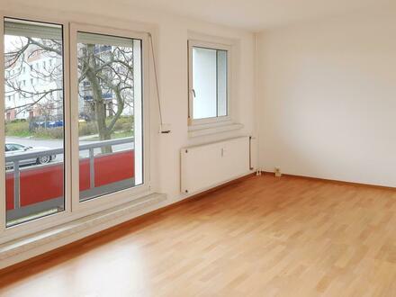 Altersgerechtes Wohnen: 1 Raum Wohnung mit Dusche