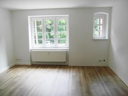 Wohnung mit großer Küche, Balkon und ruhigen Schlafzimmer in Uninähe