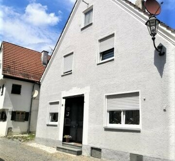 Zu Hause in Lauingen - Stadthaus zu verkaufen