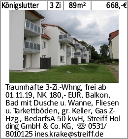Traumhafte 3-Zi.-Whng