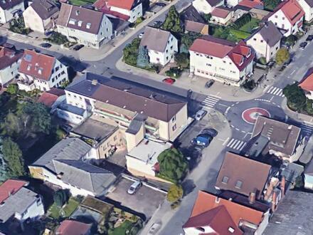 Lukratives Anlageobjekt mit 6 Wohnungen und 4 Gewerbeeinheiten in allerbester Lage von Heppenheim.