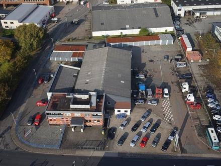 Automeile Liebigstraße: Renditestarkes Anlageobjekt!