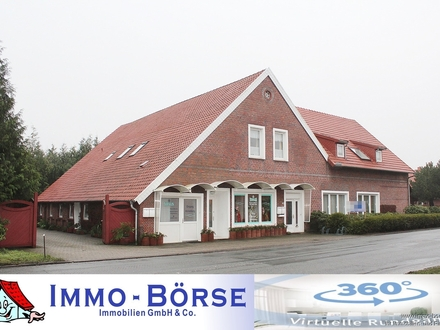 Landhaus mit bilderbuchartigem Grundstück und sensationeller Ausstattung!!