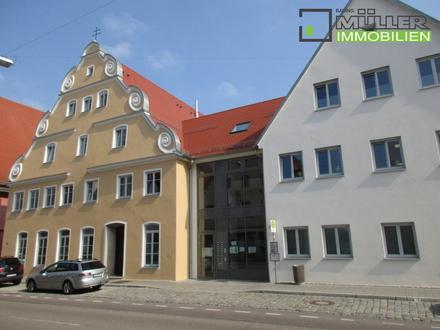 Hochwertige 2-Zimmer-Dachgeschoss-Wohnung in Lauingen zu vermieten