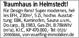 Traumhaus in Helmstedt!