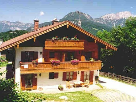 KAPITALANLAGE: 2-Zimmer-ETW am Salzberg in Berchtesgaden