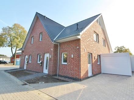 Neubau: Hochwertige Doppelhaushälfte im Herzen von Stuhr-Varrel