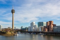 Düsseldorf: Mietpreise und Wohnlagen