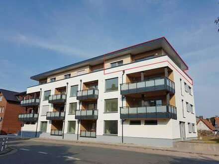 Penthouse-Wohnung in der Mindener Innenstadt!