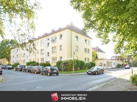 Sebaldsbrück / Helle und attraktive 3-Zimmer-Wohnung