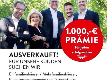 AUSVERKAUFT +++ 1.000 € Prämie für jeden erfolgreichen Tipp! +++