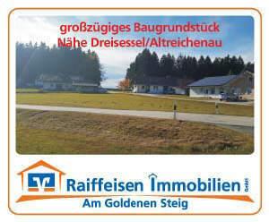 ebenes Baugrundstück N. Altreichenau/Dreisessel