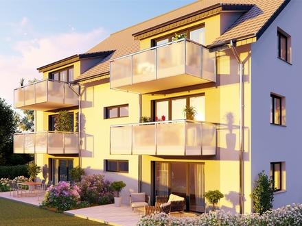 Erstbezug! 4 Zimmerwohnung in TOP-Lage in Bünde-Ennigloh