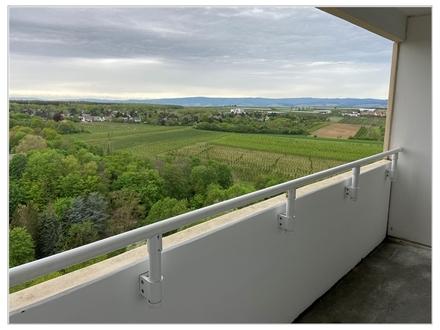 +++Geräumig und gut geschnittene 3 Zimmerwohnung mit Aussicht-Balkon +++