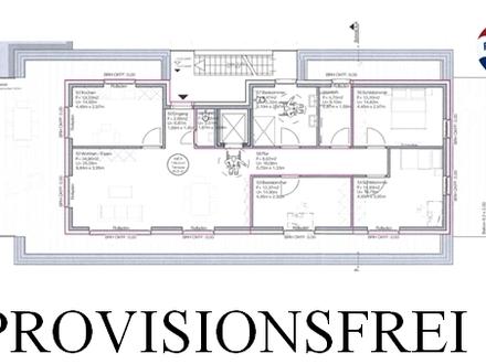 PROVISIONSFREI Großzügige behindertengerechte Penthouse-Wohnung in Top Lage von Vechta