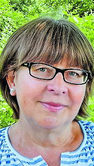 Beigeordnete Agathe Wieder-Hofmann Foto: daum