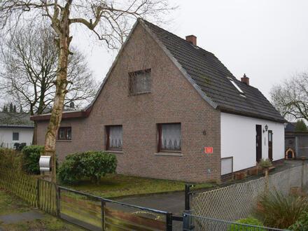 Freundliches Einfamilienhaus mit wunderschönem Grundstück und Wesernähe in äußerst ruhiger Lage von Schwanewede-Neuenkirchen