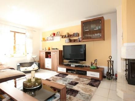 Moderne, sehr helle 4-Zi.-Maisonette-Whg. mit 360 m² eigenem Garten in Kirchseeon