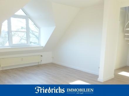 Frisch renovierte Dachgeschosswohnung mit ausgebautem Spitzboden in Bad Zwischenahn