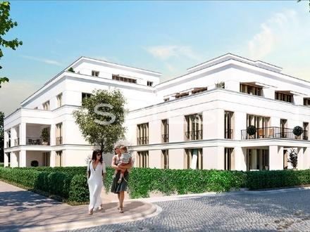 Großzügige 4-Zimmer-Neubauwohnung mit Garten im Wohnpark Schwachhausen