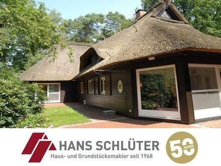 Schönes Reetdach-Anwesen in Hepstedt