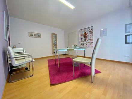 Gewerblich od. zu Wohnzwecken nutzbare 2 Zimmer-Wohnung im Herzen von Alzey