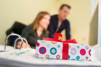 Nicht über Geschenke stolpern