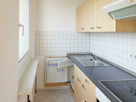 Über die Dächer von Dresden- 1 Raum Wohnung mit Küche