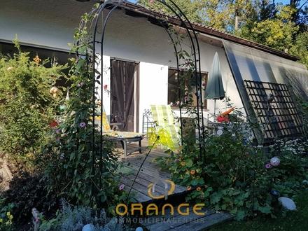 *** Irsee - Einfamilienhaus mit Einliegerwohnung - Ausbaumöglichkeit mit 920 qm Grund ***