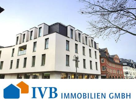 Attraktive 2-Zimmer-Mietwohnung mit Dachterrasse u. Fahrstuhl in Innenstadt-Lage von Gütersloh!