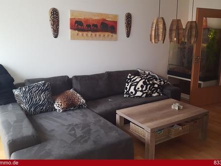 Sonnige, barrierefreie 3 Zimmer-Wohnung mit Süd/West-Balkon und zwei Tiefgaragen-Stellplätzen