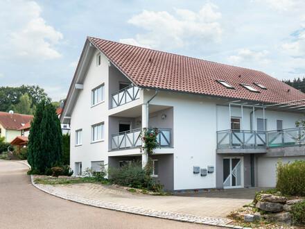 Sofort verfügbar! Helle und geräumige 4-Zimmer-Wohnung in Pfrungen mit Top-Zustand