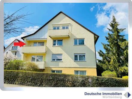 Gepflegte 3 Zimmer Wohnung (1.OG) in Stuttgart- Degerloch