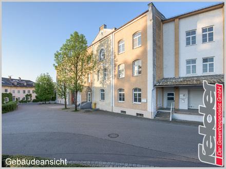 Attraktive Gewerbeimmobilie in historischer Fabrikanlage