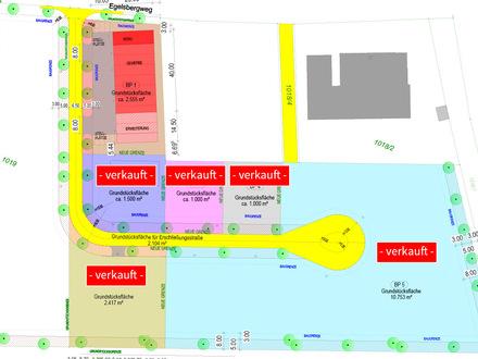 18.000 m² Gewerbefläche • auch Parzellen erhältlich