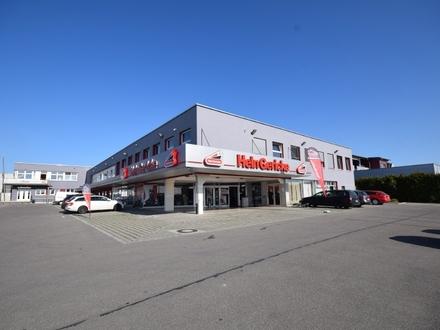 Großzügige Büro- Schulungsflächen in werbewirksamer Lage von Friedrichshafen
