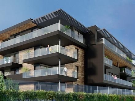 Freier Blick! Erholsame vier Wände in unwiederbringlichen Neubauprojekt am Gardasee!