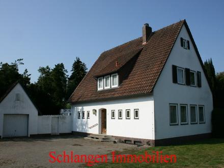 Objekt Nr.: 18/723 Einfamilienhaus mit Garage im Seemannsort Barßel