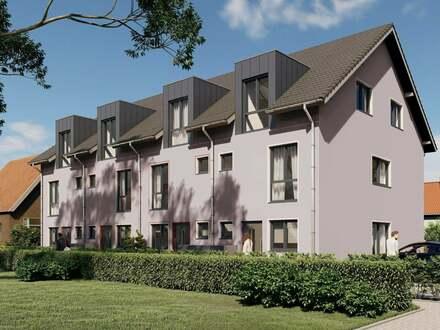 Moderne Reihenhäuser - Neues Wohnen in Schloss Neuhaus
