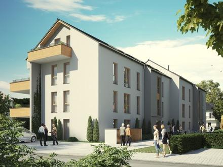 Kapital gut angelegt: Neubauwohnung im Dachgeschoss