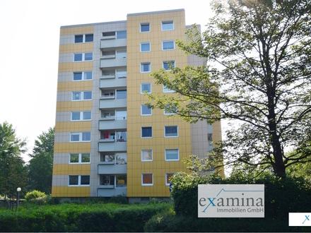 Großzügige Wohnung mit Balkon in Harrislee. Aufzug und PKW-Stellplatz inklusive