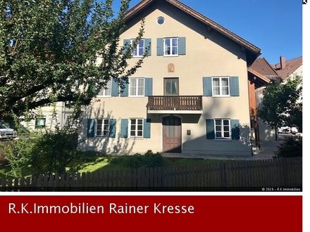 Neu sanierte 3 Zimmer Wohnung mit Balkon in Füssen Zentrum zu vermieten