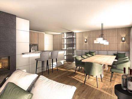 ZWEITWOHNSITZ! 114 m² Neubau Terrassenwohnung inmitten der Skiwelt Amadé-Zauchensee