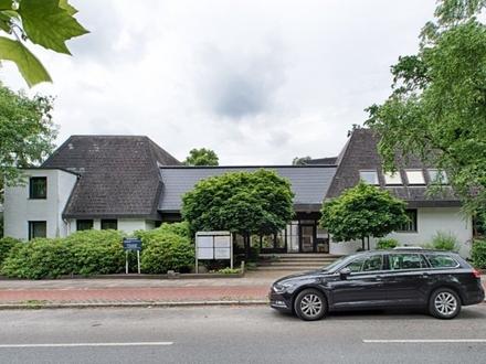 ANLAGEOBJEKT - 2 vermietete, moderne Büro-und Praxisräume Nähe Rhododendron Park