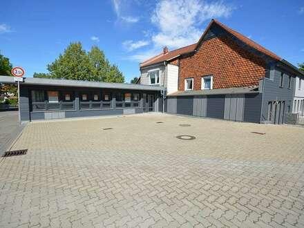 Helle, frisch sanierte Büro-/Ladenfläche nahe dem Bad Harzburger Bahnhof...