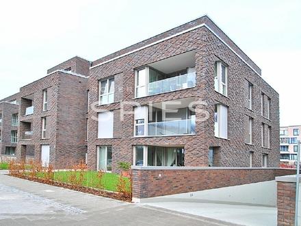 In Bestlage Wohnen: Exklusive 2-Zimmer-Neubau-Whg. mit hochwertigster Ausstattung